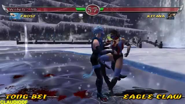 Watch and share Deadly Alliance - Fatality GIFs by 76sup on Gfycat