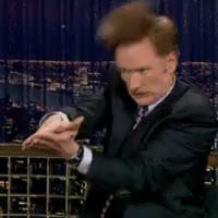 Watch Conan Brien popcorn EC GIF on Gfycat. Discover more related GIFs on Gfycat