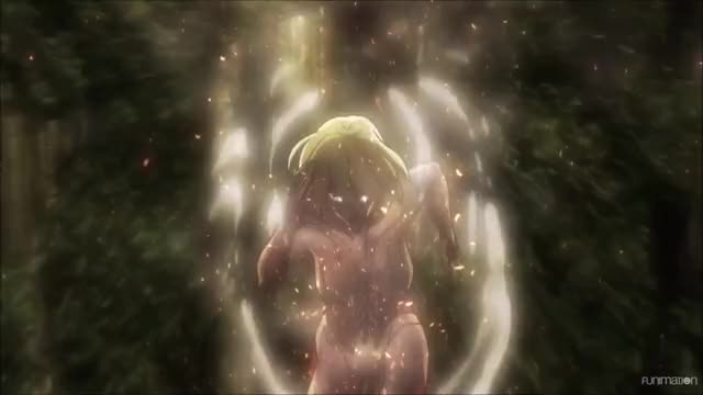 Watch this attack on titan GIF by Attack on Titan (@attackontitan) on Gfycat. Discover more Anime, Attack on Titan Episode 21, AttackonTitan, AttackonTitanEpisode21, Dark Fantasy, Funimation, Shingeki no Kyojin, ShinkgekinoKyojin, Shounen, Shounen Anime, post apocalyptic, steampunk GIFs on Gfycat