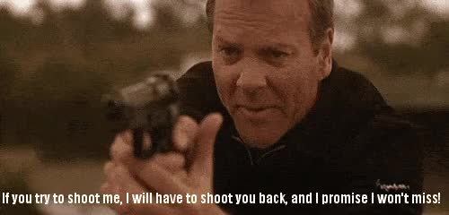 Watch and share Kiefer Sutherland GIFs on Gfycat