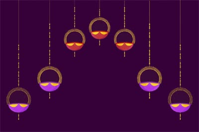 Watch and share Diwali-Diya-GIF GIFs on Gfycat