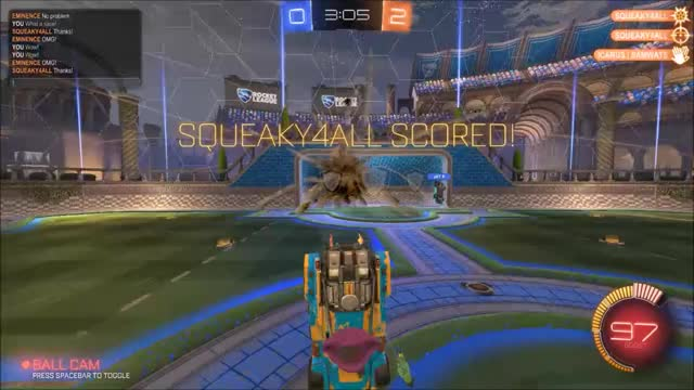 Watch and share Rocket League GIFs and Gamingpc GIFs on Gfycat