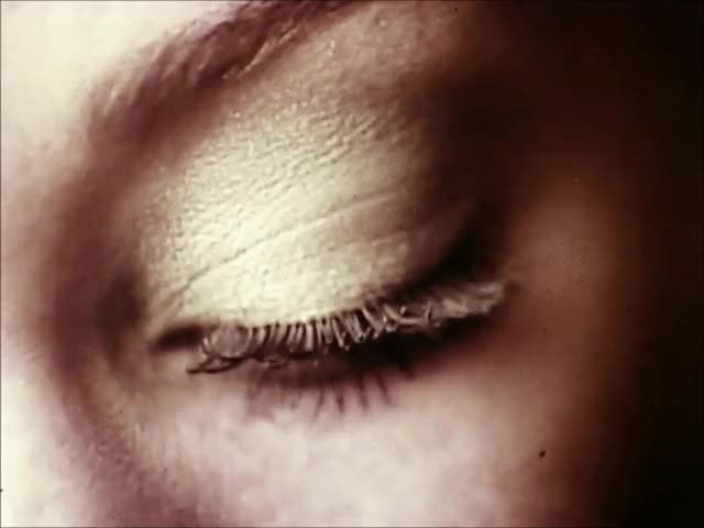 Watch Eye: Via Sigh Shadow Eye Shadow (1960s-1970s) Marc Rodriguez GIF by Marc Rodriguez (@marcrodriguez) on Gfycat. Discover more 1960s, 1970s, bat, beauty, blink, dilate, eye, eye brow, eye lashes, eye shadow, eyeball, eyes, make-up, marc rodriguez, pupil, sigh, television ad, tv, vintage, woman GIFs on Gfycat
