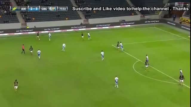 Watch AIK-Goteborg GIF on Gfycat. Discover more Allsvenskan, aik GIFs on Gfycat