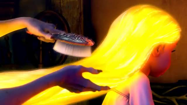 Watch and share Incantation GIFs and Rapunzel GIFs on Gfycat