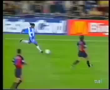 Watch and share JARDEL - Porto V Barcelona, 2000 GIFs on Gfycat