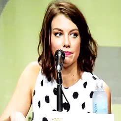 Watch and share Lauren Cohan GIFs and Cohandaily GIFs on Gfycat