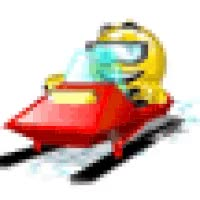 Watch and share Snowmobile Smiley Smilie Smilies Smileys Animation Animations Animated Gif Gifs GIFs on Gfycat
