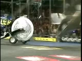 Watch and share Battle Bots GIFs and Robot GIFs on Gfycat