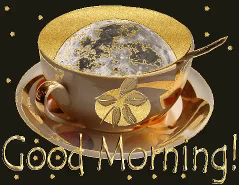 Watch and share Good Morning Coffee animated stickers on Gfycat