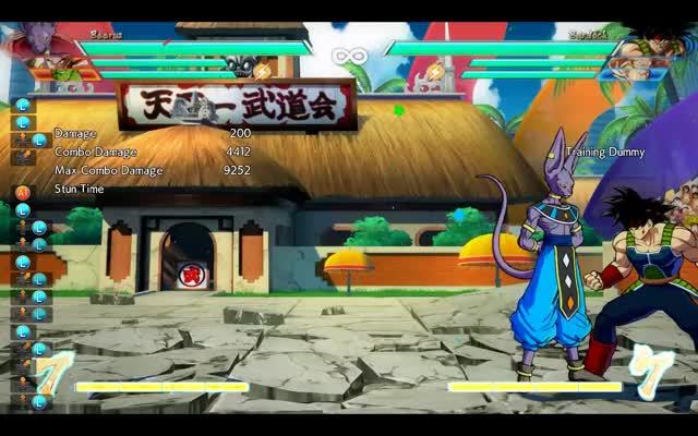 Watch catman GIF on Gfycat. Discover more Dragon Ball FighterZ, dbfz GIFs on Gfycat