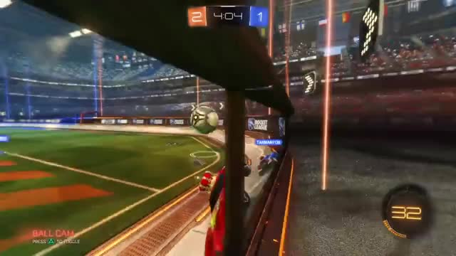 Watch and share Rocket League GIFs by hearteffincereal on Gfycat