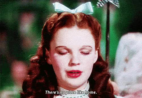 Watch home GIF on Gfycat. Discover more judy garland GIFs on Gfycat