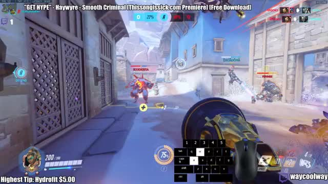 Watch howtostall101gif GIF on Gfycat. Discover more Overwatch, highlight GIFs on Gfycat