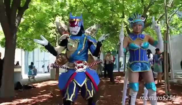 Watch and share Cosplay GIFs and Cyclone GIFs on Gfycat