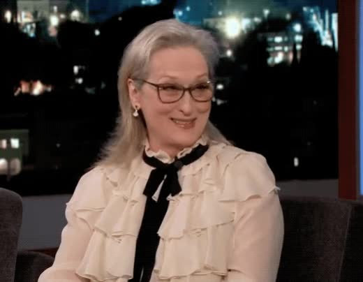 Watch and share I Don't Care GIFs and Meryl Streep GIFs by Reactions on Gfycat