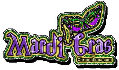 Watch and share Mardi Gras animated stickers on Gfycat