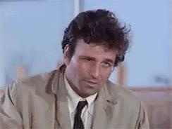 Watch and share Columbo GIFs on Gfycat