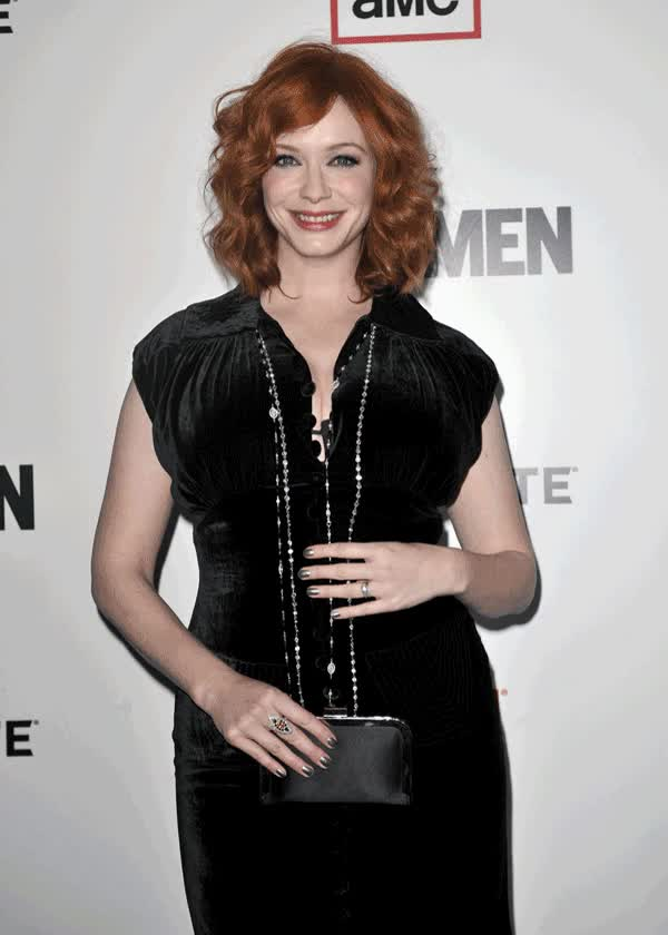 Watch and share Christina Hendricks And Bryce Dallas GIFs on Gfycat
