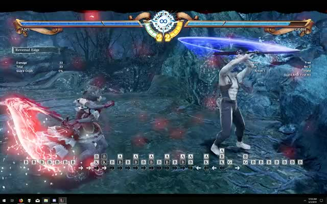 Watch and share Soul Calibur VI 2019.06.03 - 00.54.12.01 Trim (3) GIFs by tom954 on Gfycat