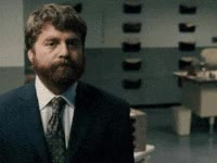 Watch and share Zach, Galifianakis, Visioneers, Middle, Finger GIFs on Gfycat