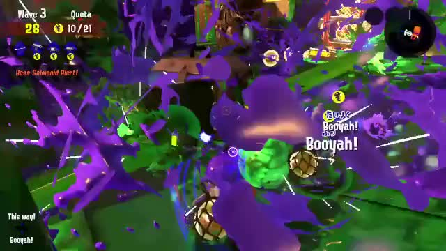 Watch Splatoon2 NintendoSwitch GIF on Gfycat. Discover more related GIFs on Gfycat