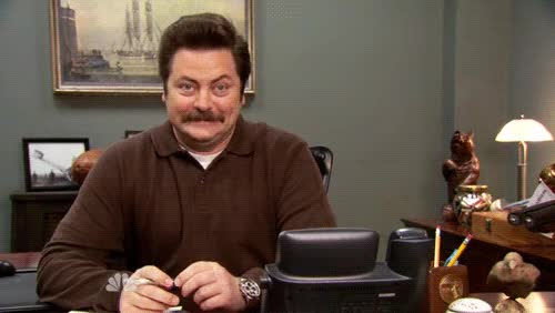Watch and share Nick Offerman GIFs by Streamlabs on Gfycat