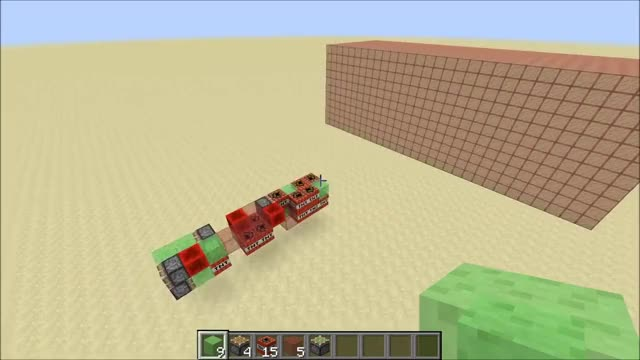 Watch TNT Missile - Cruiser Missile in Minecraft for PC XBOX and Playstation + Tutorial GIF on Gfycat. Discover more minecraft, missille GIFs on Gfycat