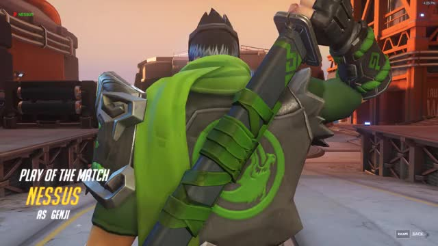 Watch and share Overwatch GIFs by alipheese on Gfycat