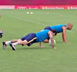 Watch and share Javier Mascherano GIFs and Fc Barcelona GIFs on Gfycat