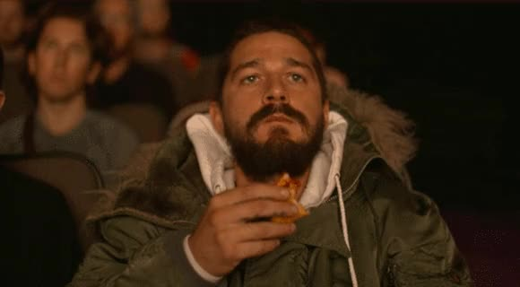 Watch and share Shia LaBeouf Kind Of Stopped Hating Himself After #AllMyMovies | Fashion Magazine | News. Fashion. Beauty. Music. | Oystermag.com GIFs on Gfycat