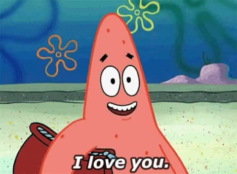 Watch this i love you GIF by Yuyu (@yuyuaca) on Gfycat. Discover more Spongebob, love GIFs on Gfycat