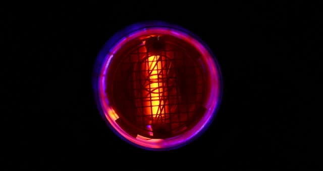 Watch and share Neon Lamp Tube Tesla Coil LED Indicator Light GIFs on Gfycat
