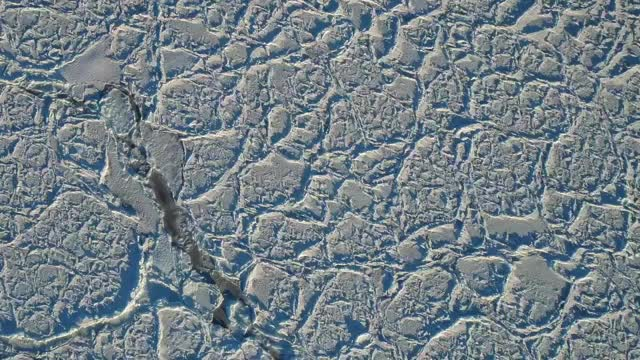 Watch and share Dragon-Skin Ice In Antarctica GIFs on Gfycat