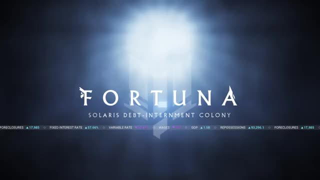 warframe - fortuna