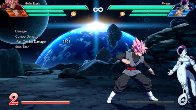 Watch Goku Black - Corner - 2M into 3-Super - 6540 damage GIF by @robro on Gfycat. Discover more related GIFs on Gfycat