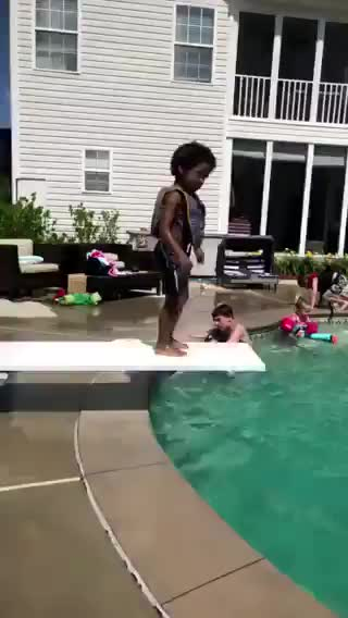 Watch Fml GIF by Cindy046  (@cindy046) on Gfycat. Discover more bad at sports, clumsy, diving board, fail, fall, fml, head first, jump in, pool, sports, summer GIFs on Gfycat