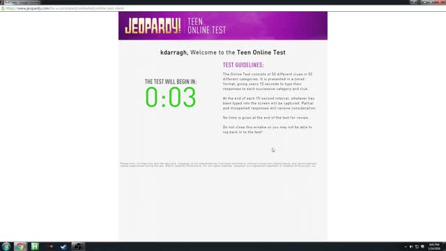 Watch and share Jeopardy GIFs on Gfycat