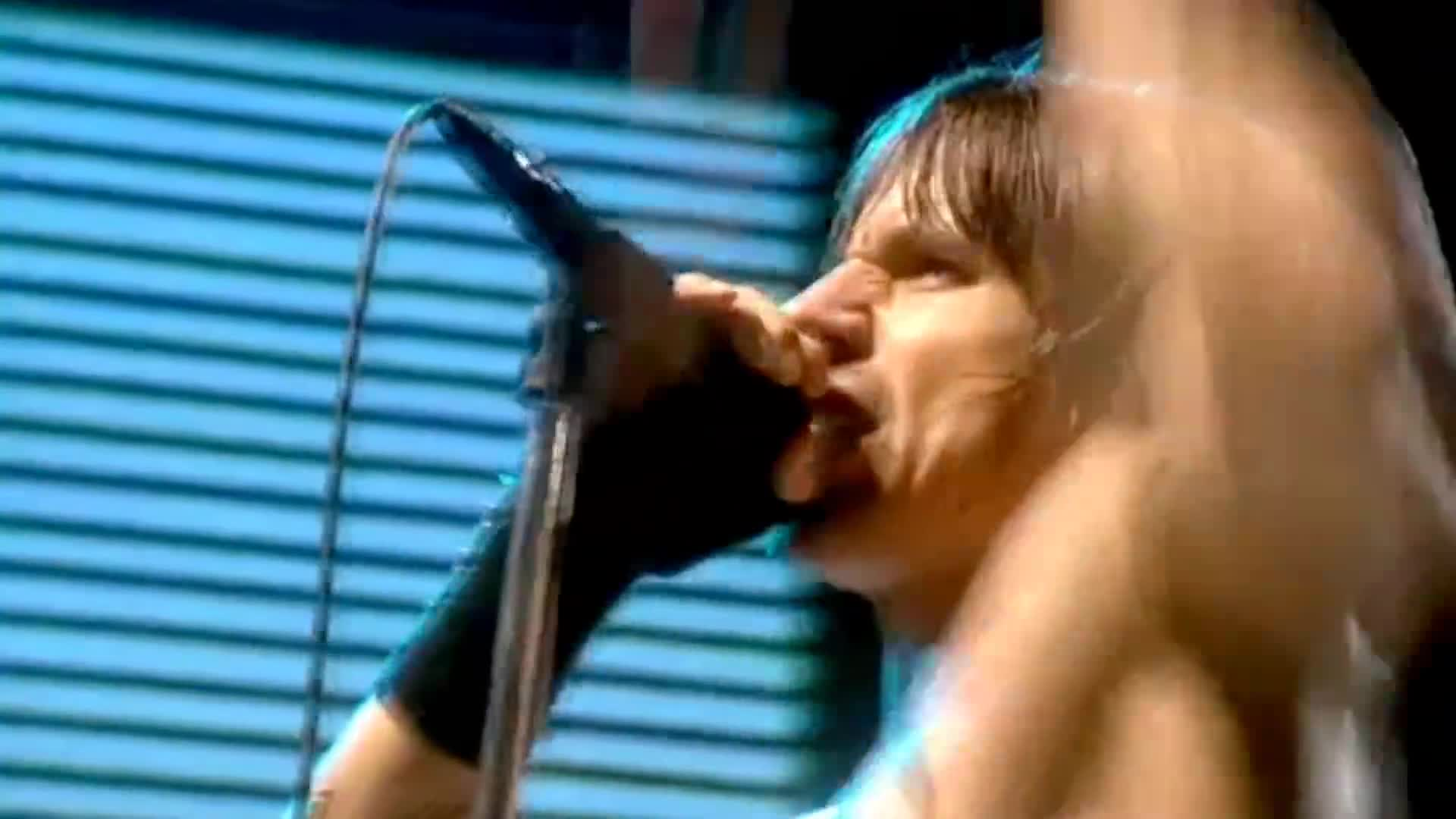 c., chili, h., hot, p., peppers, r., r.h.c.p., red, rhcp, Red Hot Chili Peppers - Can't Stop - Live at Slane Castle GIFs