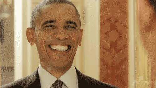 Watch and share Barack Obama GIFs on Gfycat