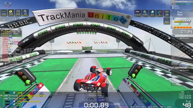 Watch and share Trackmania Forever 2019.10.06 - 19.21.12.02.DVR Trim GIFs on Gfycat