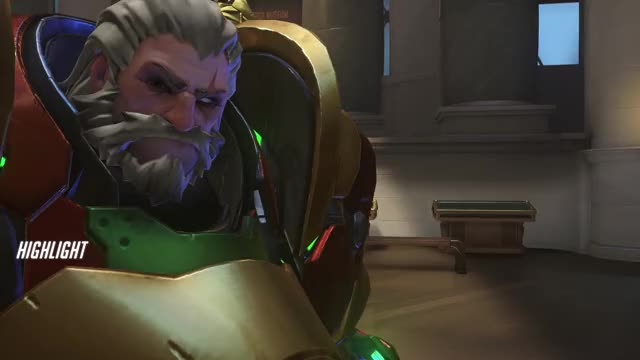 Watch and share Highlight GIFs and Overwatch GIFs by evasivegoose on Gfycat