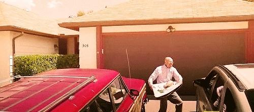 breakingbad, oops, pizza, Breaking Bad Scene with Pizza GIFs