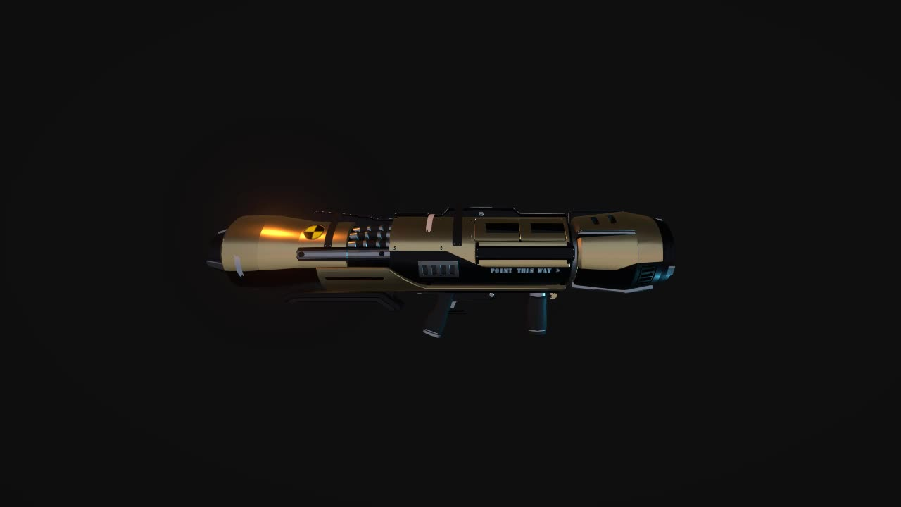 60fpsgfy, arenafps, reflexfps, competitive gold weapon rocket launcher GIFs
