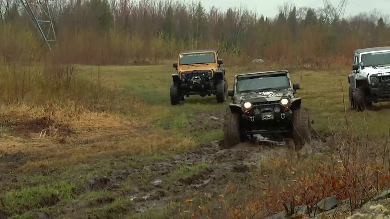 4x4, jeep, Sortie GR Suspension à St-Jean-Chrysostome  - Tuning 4x4 GIFs