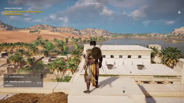 Watch this GIF by Xbox DVR (@xboxdvr) on Gfycat. Discover more AssassinsCreedOrigins, flkRaven, xbox, xbox dvr, xbox one GIFs on Gfycat