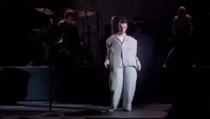 Watch and share Talking Heads GIFs and David Byrne GIFs on Gfycat