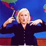 Watch and share Saturday Night Live GIFs and Amy Poehler GIFs on Gfycat