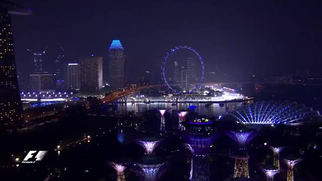 Watch Singapore Skyline GIF on Gfycat. Discover more f1, sport, sports GIFs on Gfycat