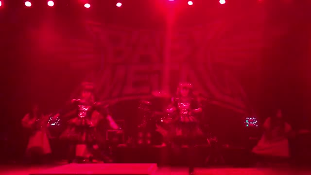 Watch BABYMETAL - Sis. Anger Live @ Z7 Switzerland GIF on Gfycat. Discover more babymetal, sis. anger GIFs on Gfycat
